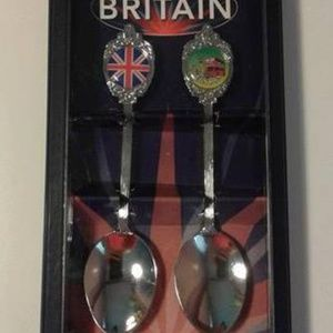 Other - Glorious Britain Sliver Plated Collectable Spoons